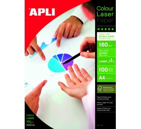 Papier laser Brillant 160 g