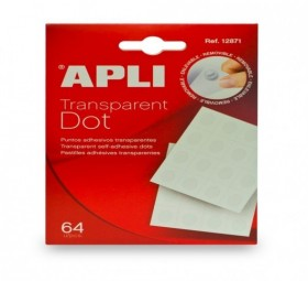 P. APLI DOT ENLEVABLE 64U.