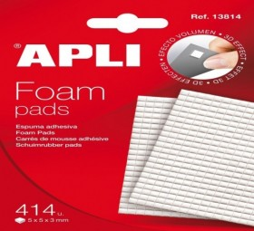 P. APLI FOAM MOUSSE ADH 5X5X3 414U.