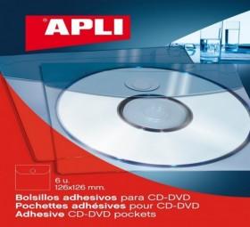 POCHETTES CD 6U P.