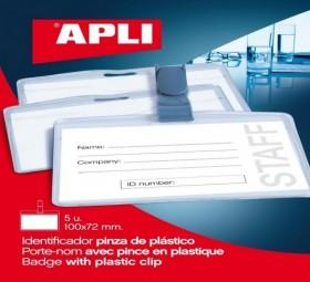 B.PORTENOM 100X72 PIN PLAST 5U