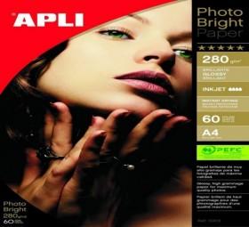 PAPIER PHOTO BRIGHT 280GR.60F
