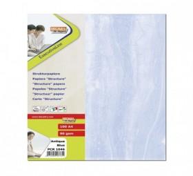 Pack 100 A4 90g. Antiqua Bleu