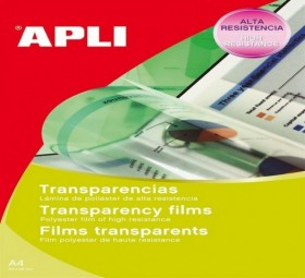 TRANSPARENTS JET BAN DINA4 ENV