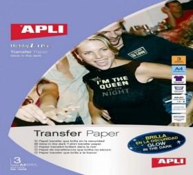 B.PAP.TRANSFERT T-SHIRT FLUOR