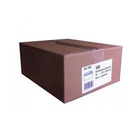 GPV Boîte de 500 enveloppes Blanches auto-adhésives 80g Format DL 110x220mm 7502