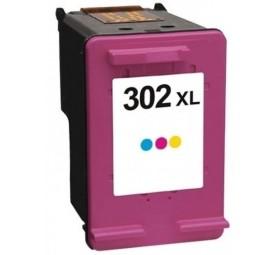 LIH302CXL Cartouche compatible HP 302 Couleur