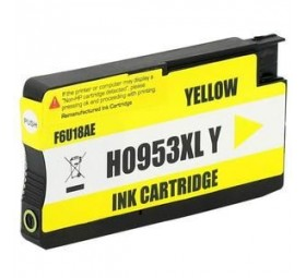 Cartouche compatible HP 953 YELLOW
