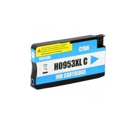 Cartouche compatible HP 953 CYAN